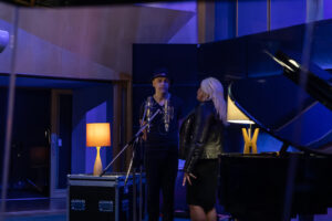 Daniel & Judith @Abbey Road Studios for Alliance Records